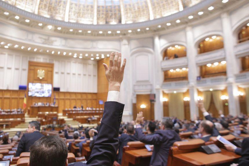 Codul Administrativ propus de UDMR a fost  respins in Camera Deputatilor  !For decizional al Parlamentului Romaniei!