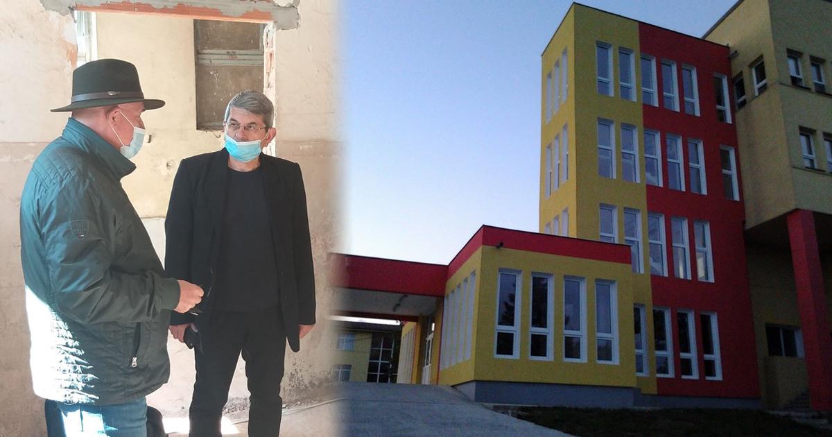 De azi Spitalul Oraviţa intră în activitate ca spitalsuport COVID!