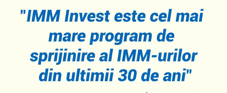IMM Invest o mare cacialma pentru IMM-uri? Din 193 de cereri doar 11 dosare au fost aprobate!