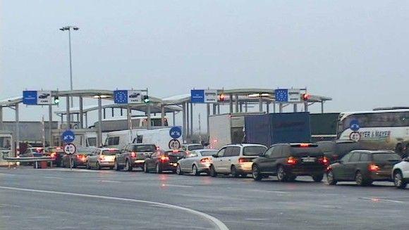 101.400persoane, cetățeni români și străini, cu peste31.900mijloace de transport,au tranzitat vamile din vestul tarii!in ultimele 24 de ore!