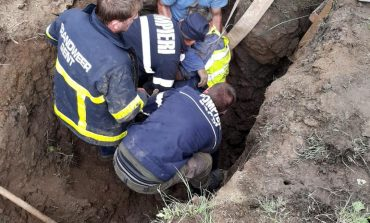 Grav accident de munca la Bocsa,un mal de pamant s-a surpat peste un muncitor!