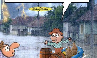 Migratie la Moldova Noua,vine potopul!