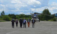 Ministrul Vela a ajuns în Caraș-Severin,judetul este cel mai afectat de inundatii!
