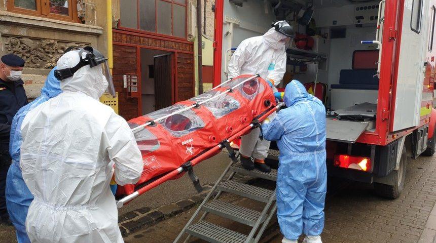 Dupa 30 de zile, în Caraş-Severin a apărut un nou caz de infectare cu SARS CoV-2.