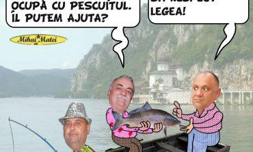 Pescuitul industrial sistat în Clisura Dunării!