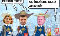 Alerta judeteana...Alianță PSD – Pro România – ALDE pentru alegerile locale!