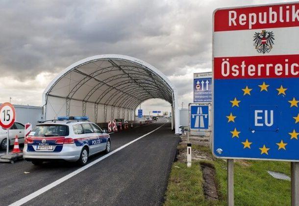 Austria noi masuri ANTI-COVID!Din 15 ianuarie ,intrarea în Austria, doar daca va inregistrati online!