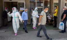 Autorităţile sârbe au declarat vineri stare de urgenţă la Belgrad!