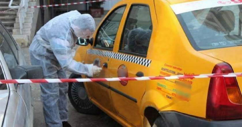 Taximetrist din Herculane batut si talharit de doi clienti din Toplet!