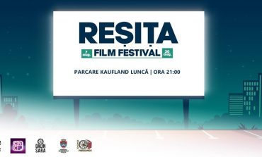 Reșița Film Festival,7,8,9 august !