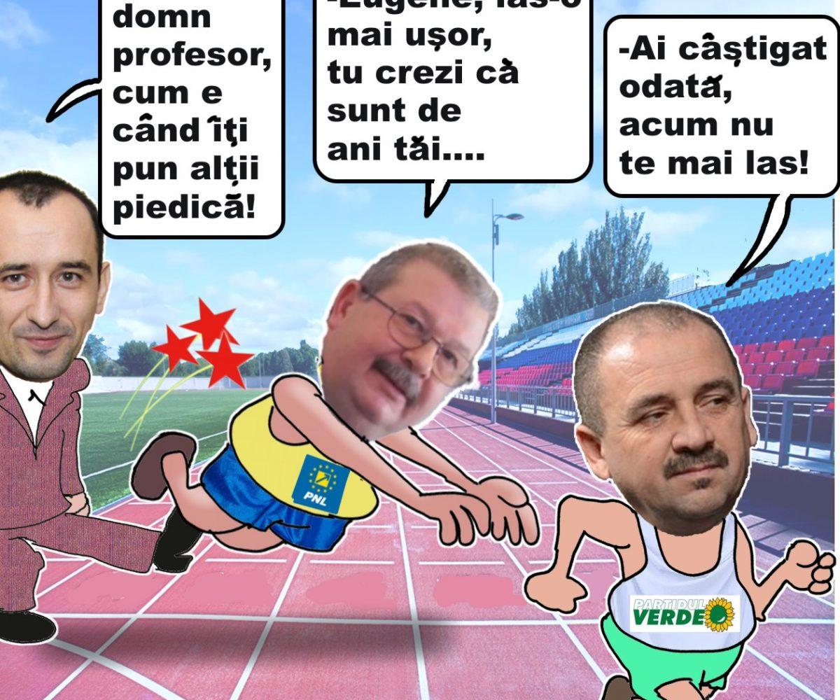 Concurs de concurs la Moldova Noua!