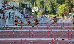 Sprintera reşiţeană Daria Grigoroiu a strălucit la Campionatele Naţionale de juniori I!