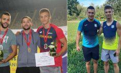 Încă o medalie în palmaresul atletismului reşiţean! Cristian Roiban a urcat pe podium la Campionatele Internaţionale ale României