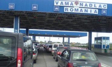 Trafic in scadere in vamile din vestul tarii în ultimele 24 de ore,25400  de persoane au tranzitat frontiera cu Ungaria!