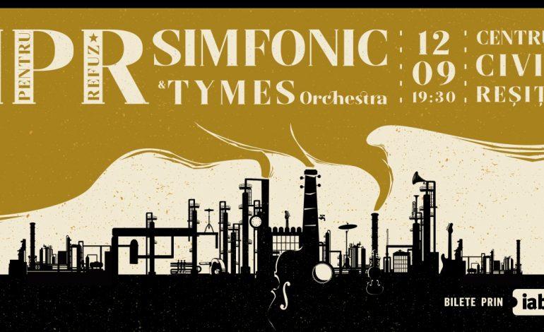 IPR Simfonic, la Reșița, pe 12 septembrie,totul pentru Clinica Nera!