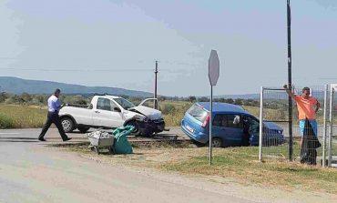 Eugen Băleanu, candidatul Verzilor, implicat într-un grav accident rutier