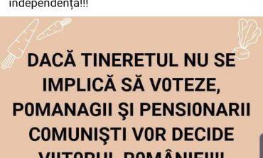 """Pensionarii din Moldova Nouă ,,umiliți și terfeliți"""" de liberalii lui Ion Chisăliță!"""