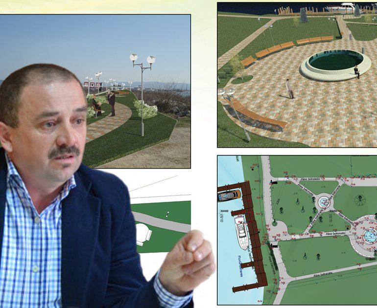 Eugen Băleanu; Dacă vrem bani din turism, atunci turistul trebuie să treacă prin Moldova Nouă şi nu pe lângă!