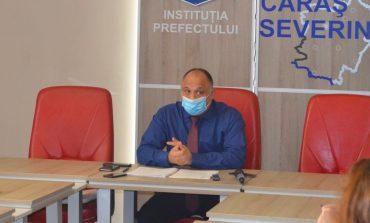 Cristian Gâfu, prefectul judeţului Caraş-Severin,cu ochii pe DRDP!