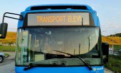 Societatea de Transport Urban Reșița, pregătită de începerea noului an școlar