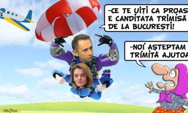 """Alin Nica despre Alina Gorghiu, """"parașutată"""" din nou pe lista PNL Timiș pentru alegerile parlamentare!"""