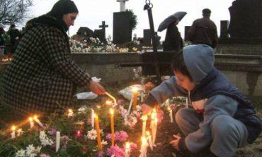 1 Noiembrie ,Luminația sau Ziua Morților!