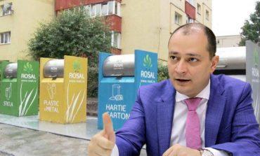 Declaraţia zilei aparţine,lui Daniel Băluță! Vom sorta corect deșeurile menajere și nu vom mai avea nimic de plată la factura lunară!