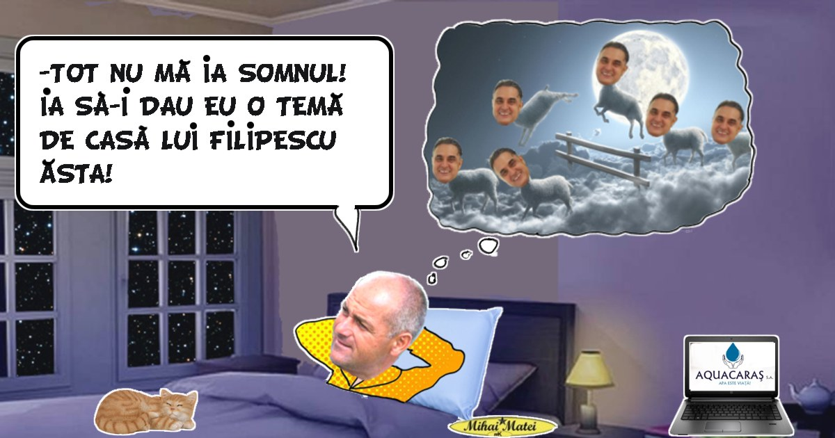 Dunca n-are somn, duminică în miezul nopții i-a dat tema de casă lui Filipescu pentru următoarea întâlnire!