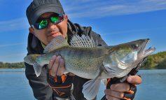 Jigging la Salau pe Dunare,weekend ideal pentru pescuit,hai la Dunare!