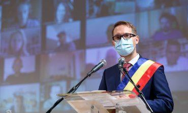 Dominic Fritz: Pregătim microbuze de la Societatea de Transport Public pe care să le folosim, dacă ambulanţele nu vor mai face faţă să aducă pacienţii la spital!