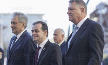 Preşedintele Klaus Iohannis ,premierul Ludovic Orban si Marcel Vela au  inaugurat ,, prima faza a proiectului BRUA la Staţia de comprimare gaze naturale Jupa din județul Caraș-Severin.