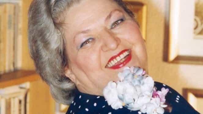 Marea noastra artista,Draga Olteanu Matei a murit, la vârsta  de 87 de ani.