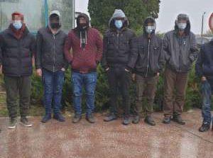Bulgari tot mai inventivi:Unsprezece cetăţeni din Siria şi Irak cu documentele de identitate bulgăreşti, depistaţi de poliţiştii de frontieră la P.T.F. Nădlac II