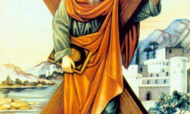 Sfântul Andrei , ocrotitorul României este sarbatorit pe data de 30 noiembrie!Zi de sarbatoare legala in care nu se lucreaza!