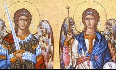 Credincioşii ortodocşi şi greco-catolici îi prăznuiesc astăzi pe Sfinţii Arhangheli Mihail şi Gavriil!Peste 1,3 milioane de români își serbează onomastica!