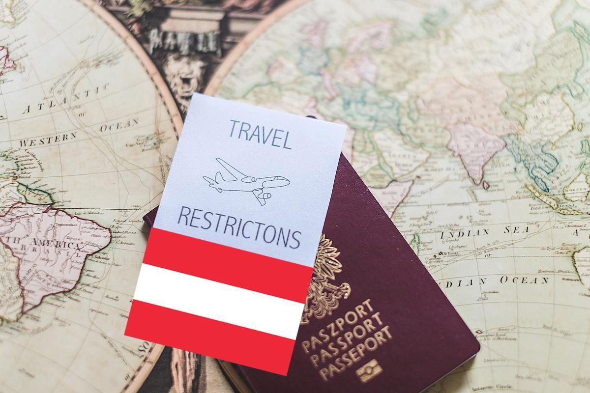 Noi condiții de tranzit pe teritoriul Austriei, măsurile obligatorii în cazul deplasării în spațiul public!