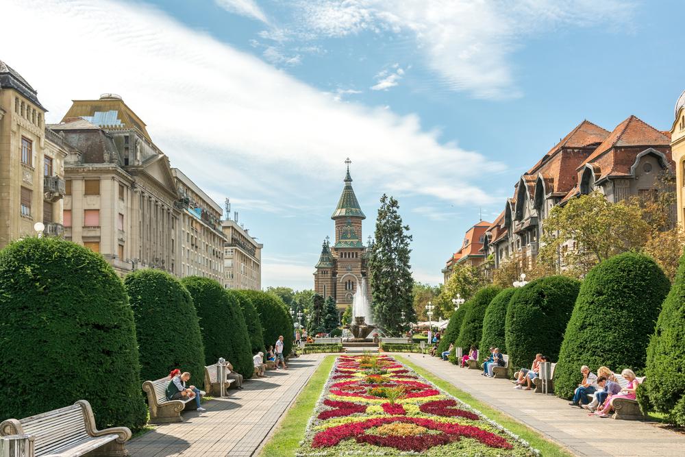 Oraşul Timişoara va fi Capitală Europeană a Culturii în 2023!
