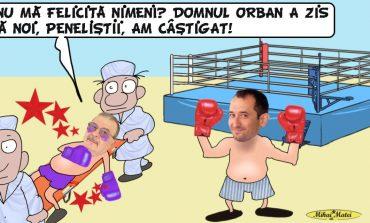 Torma l-a spulberat pe liberalul Ion Chisăliţă la Moldova Nouă!