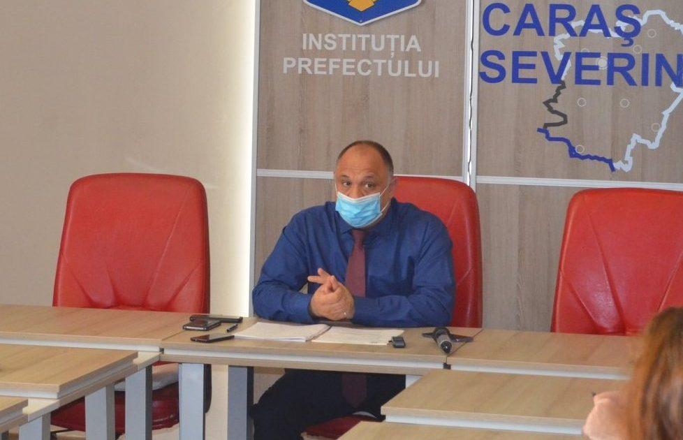 Prefectul judetului , Cristian  Gafu ,face un apel catre cetatenii judetului!