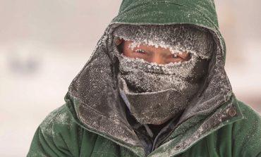 Valul de aer polar loveşte Banatul în weekend!