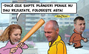 Romeo Dunca si ,,plangerile penale,,!