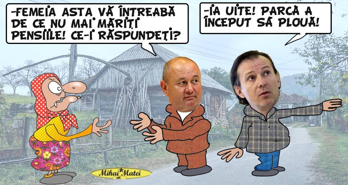 Senatorul Ion Mocioalcă  ia apararea pensionarilor!