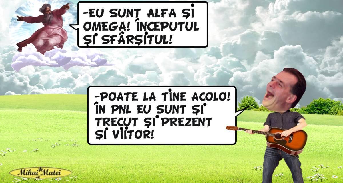 ORBAN E TRECUT, PREZENT SI VIITOR PENTRU PNL!