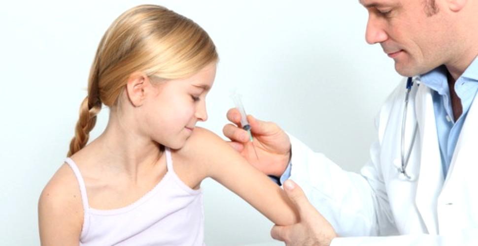1 iunie se da startul pentru vaccinarea copiilor!
