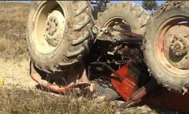 Moarte cumplita in localitatea Rugi.Zdrobit sub tractorul pe care-l conducea spre casa!