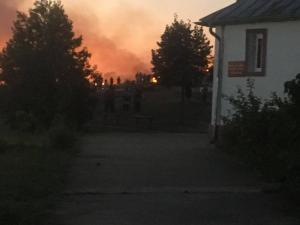 incendiu-moldova-noua-capela-cimitir-5